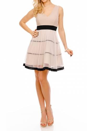 Kleid Royal - beige