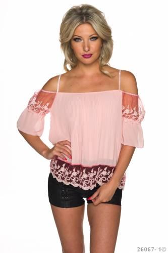 Blusen Shirt - rose