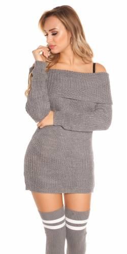 Longpulli - grey