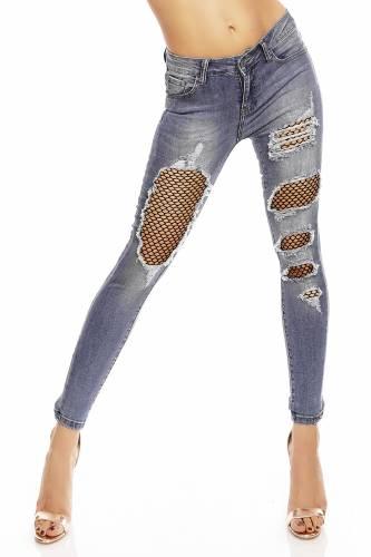 Jeans Lexxury - blue