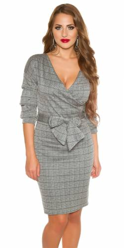 Businessdress - grau