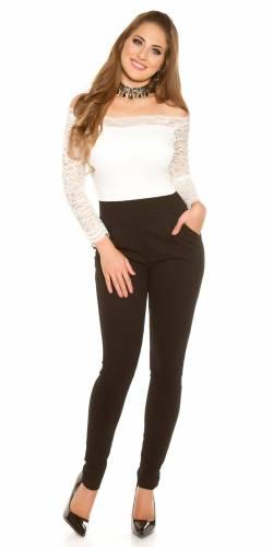Carmen Overall - white