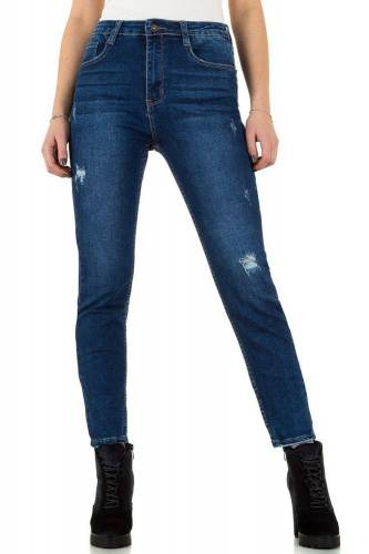 Slim Fit Jeans Adeva - bleu