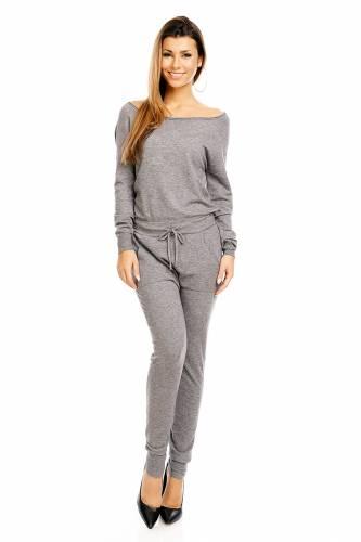 Overall - grey