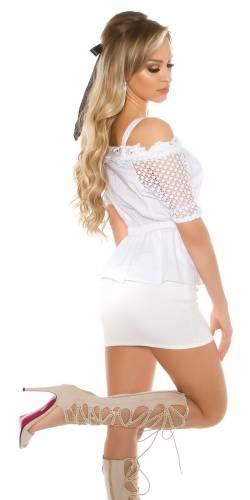Carmentop - white
