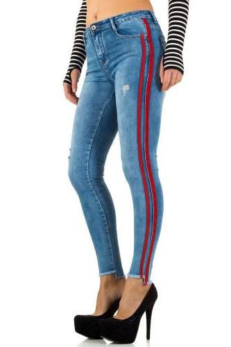 Laulia Jeans - blue