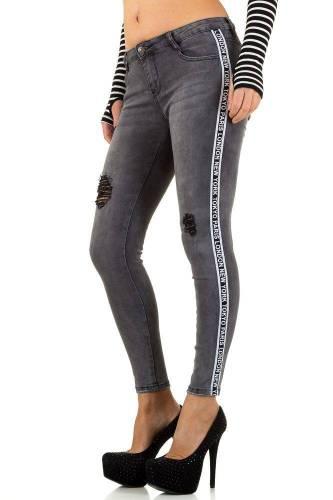 Laulia Jeans - grey