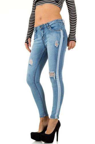 Jeans My Bestiny - pale blue