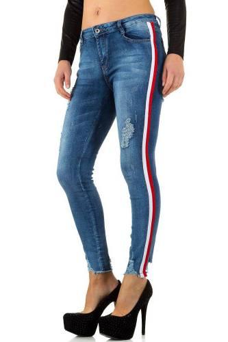 Jeans My Bestiny - blau
