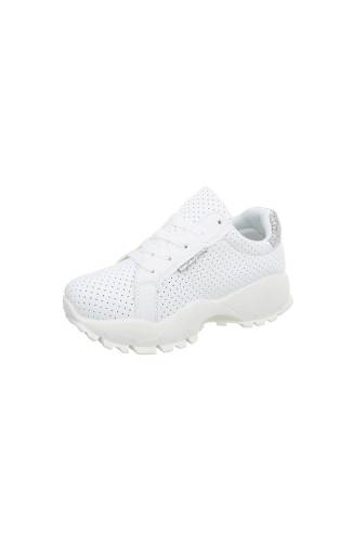Sneaker - blanc