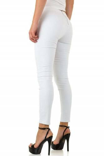 Jeans Place Du Jour - white
