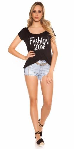 XL Shirt - black