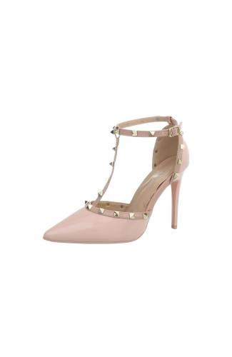 High Heels Pumps - rose