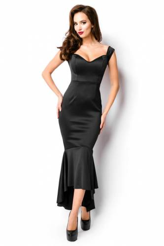 Abendkleid - black
