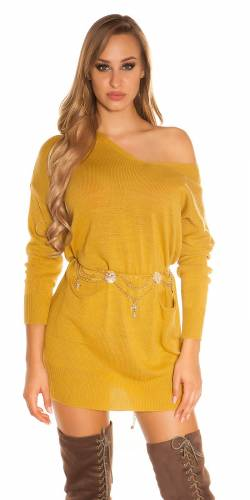 XL Pulli - yellow