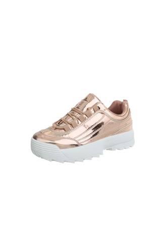 Sneaker - old rose