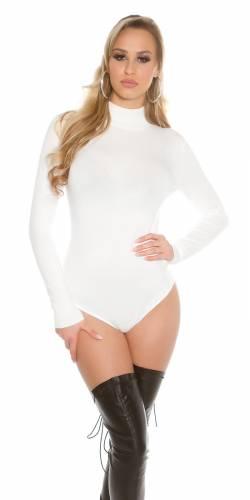 Pulli-Body - white