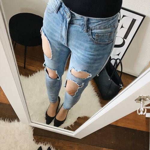 Jeans See - blue