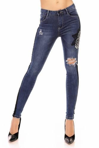 Jeans Laulia - dark blue
