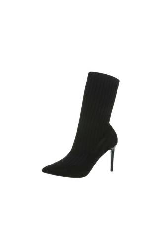 High-Heel Pumps - black