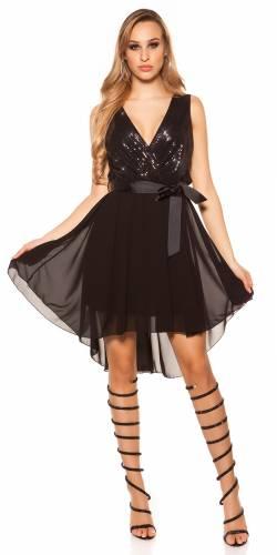 Partykleid - black