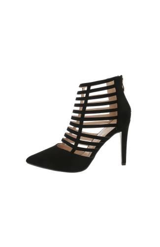 High-Heel Pumps - black