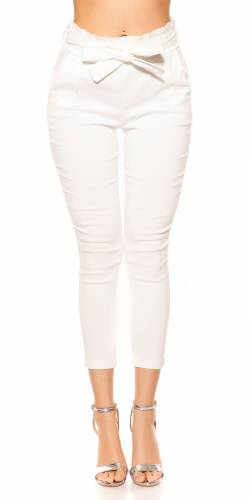 Treggings - white