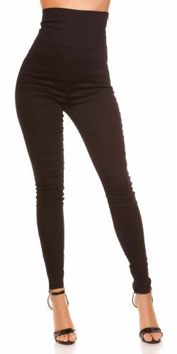 Treggings - black
