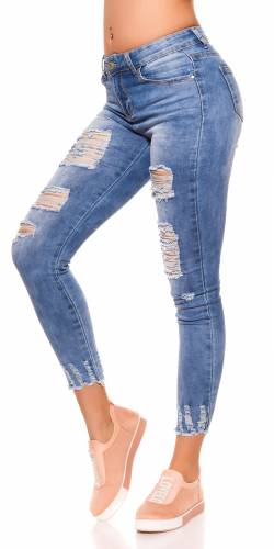 Skinny Jeans - blue