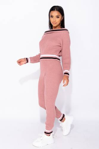 Loungewear Set - rose