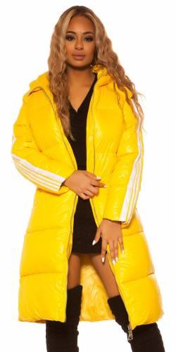 Veste d´hiver - jaune