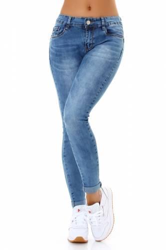 Push-Up Jeans - blue