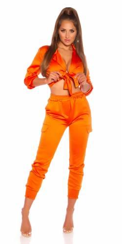 Deux pièces - orange