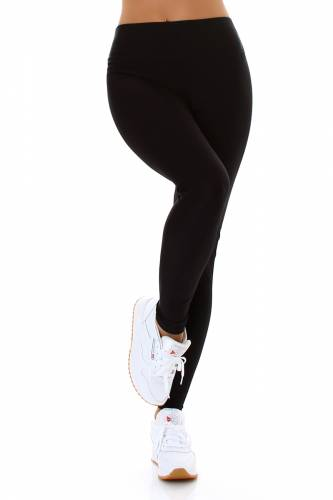 Leggings Glanz - black