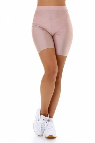 Biker-Shorts - rose