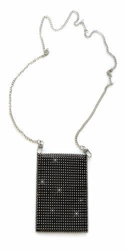 Handytasche - silver