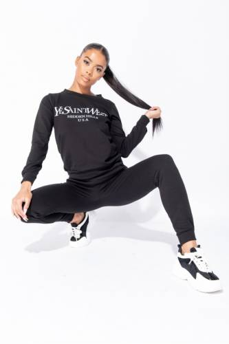 Loungewear Set - black