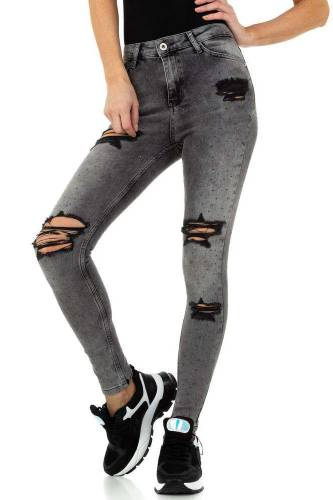 Jeans Daysie - gris