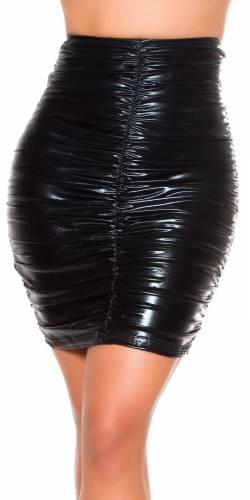 Latex Rock - black