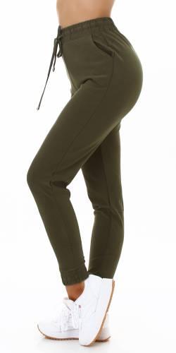 Pantalon de jogging - khaki
