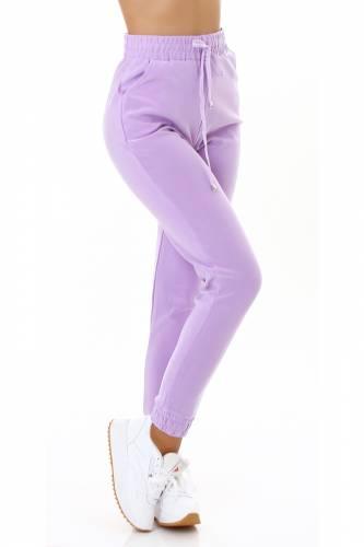 Pantalon de jogging - lilas