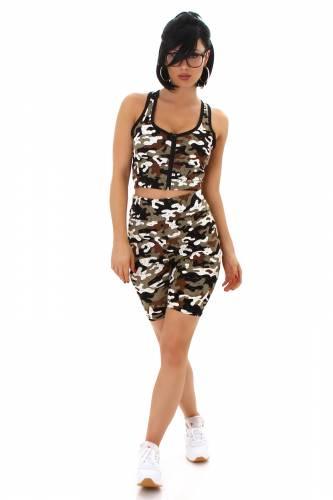 Set Camouflage - khaki