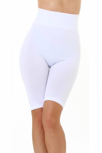 Leggings Shape Look - blanc