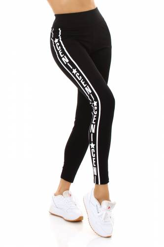 Leggings Anish - noir