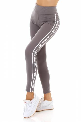 Leggings Anish - grau