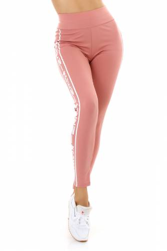 Leggings Anish - vieux rose