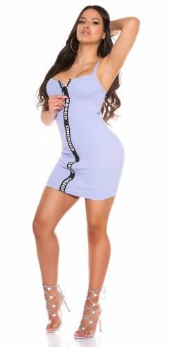 Bodycon Kleid Ciara - flieder