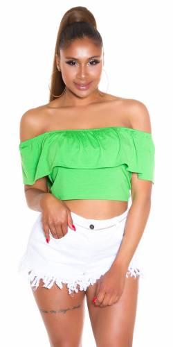 Top Latina - vert