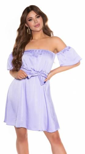 Kleid Darya - flieder