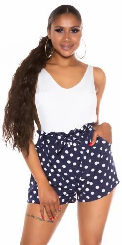 Shorts Danara - bleu